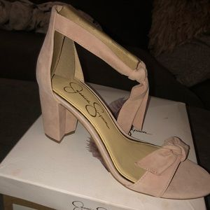 Jessica Simpson Blush Sandals -9-NIB